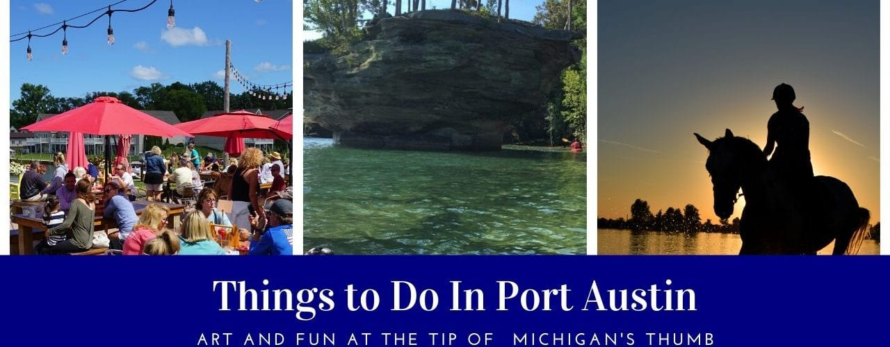 things to do in port austin